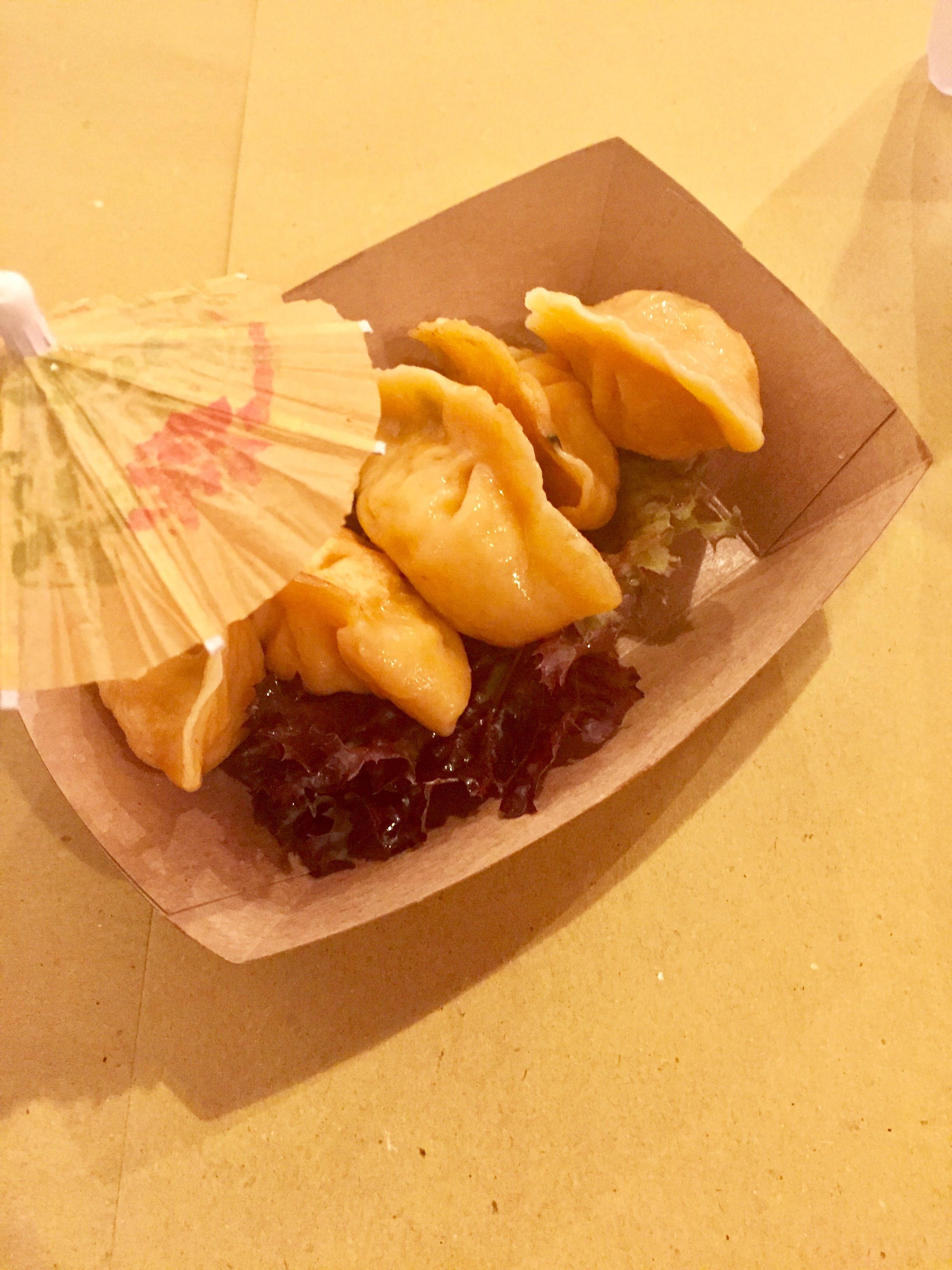 Dumpling Bar , Ravioli ripieni
