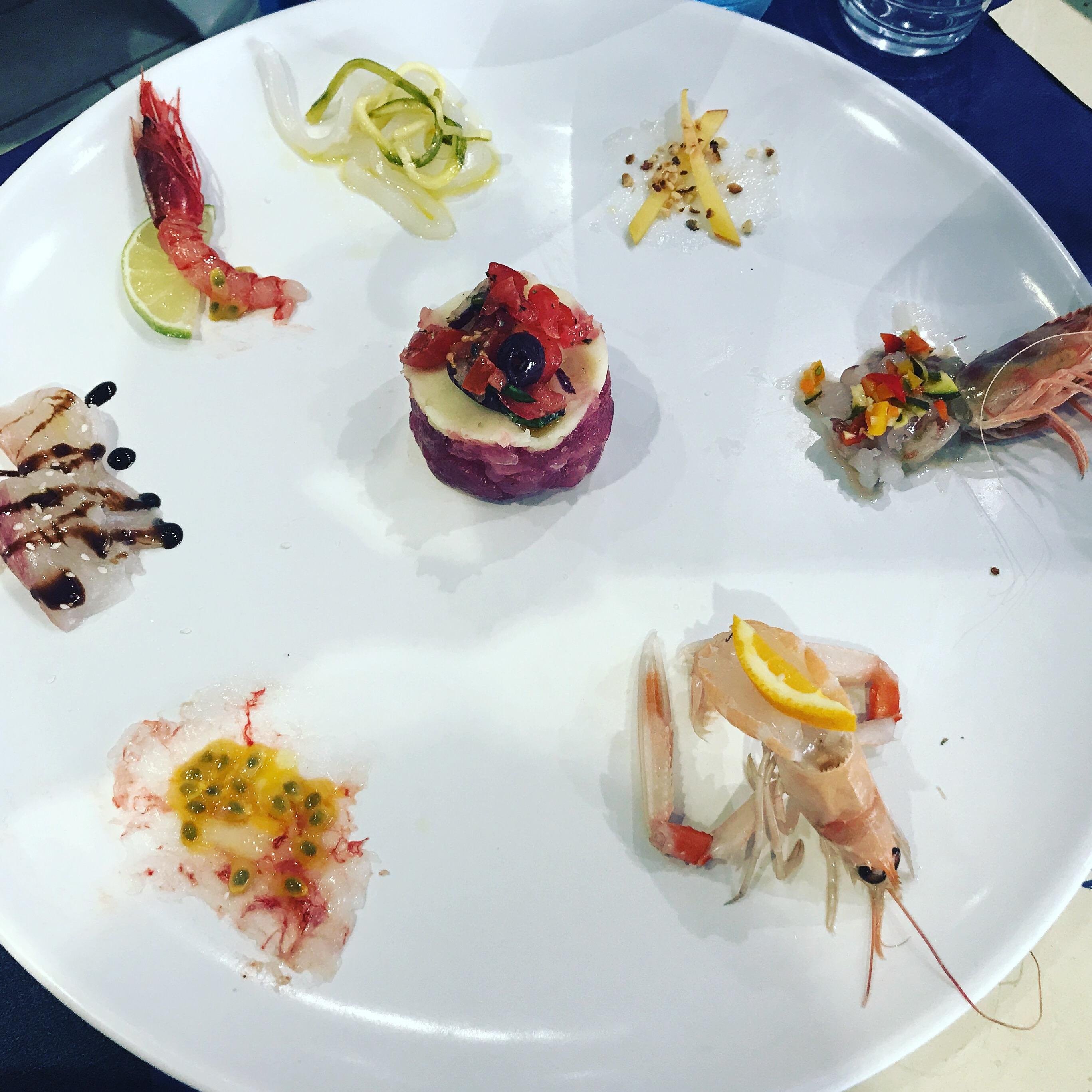 ristoranti zona tuscolana pescheria
