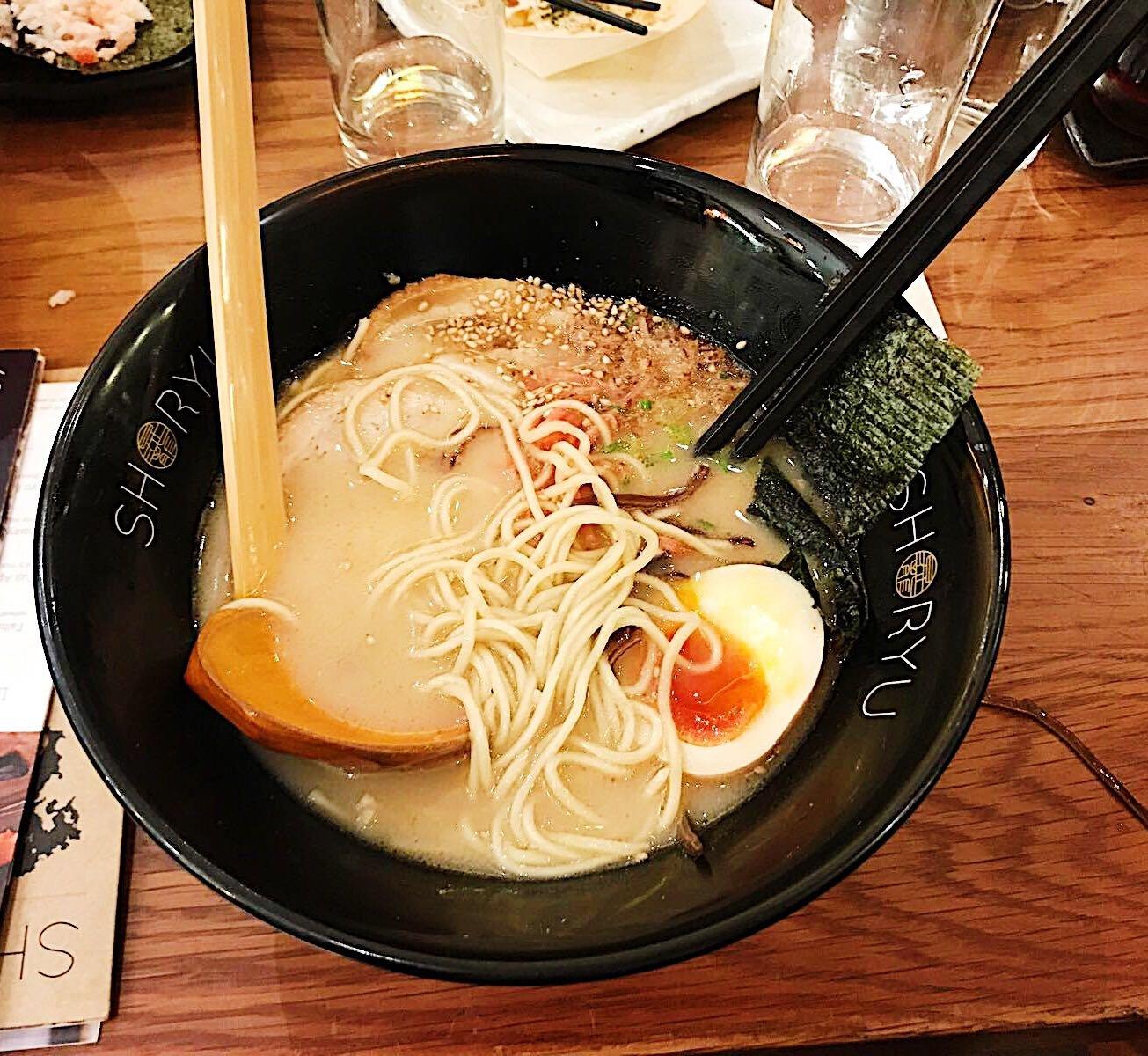 shoryu ristorante
