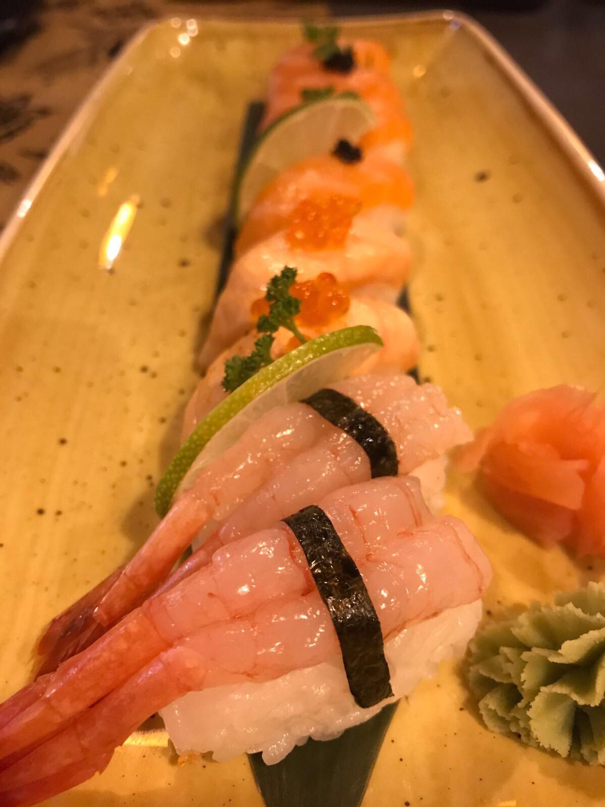 ristoranti zona tuscolana sushi