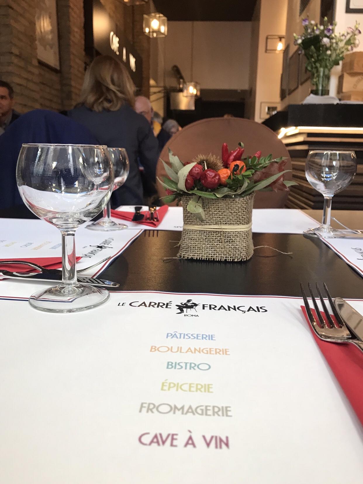 Le Carré Français