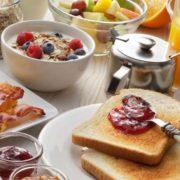 la colazione