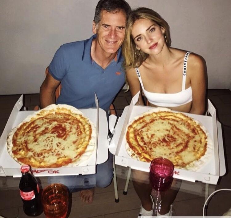 chiara ferragni pizza ok