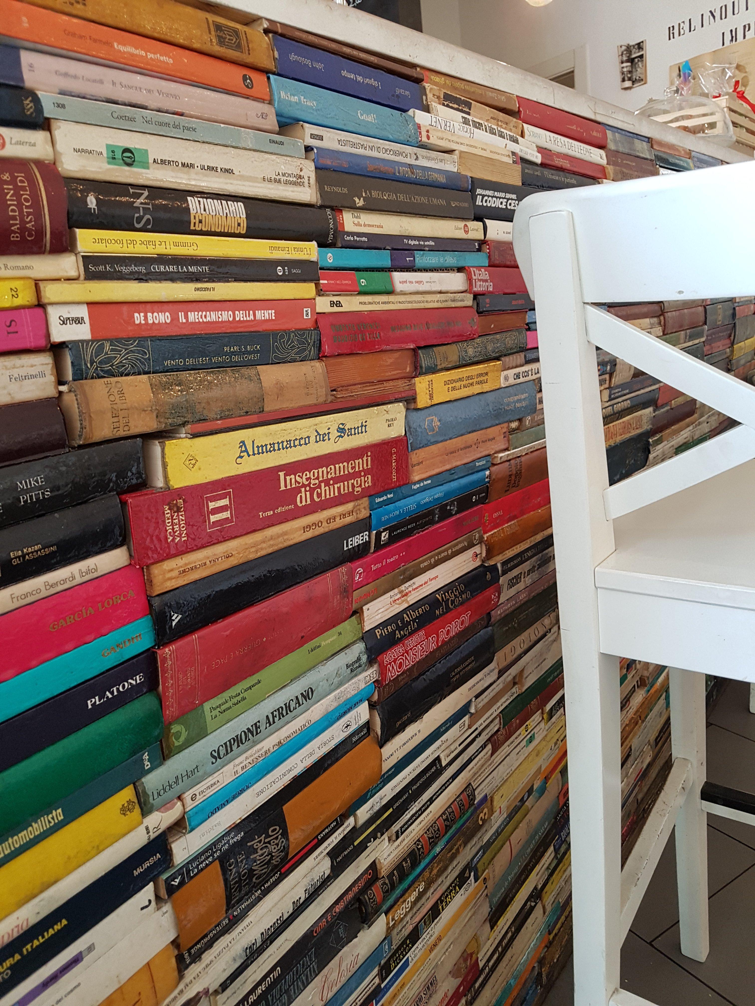 la muffineria libri