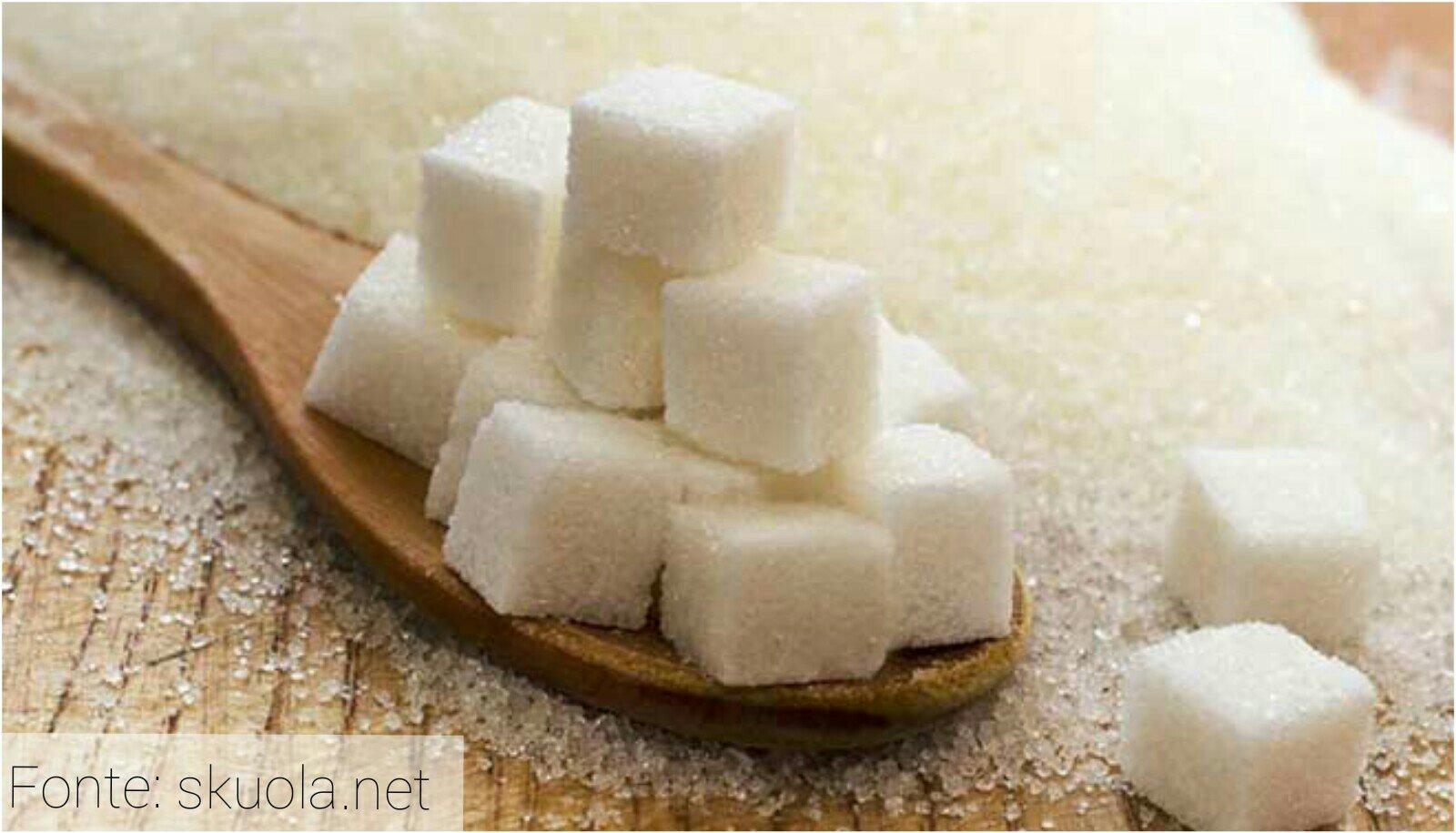 è vero che lo zucchero fa male